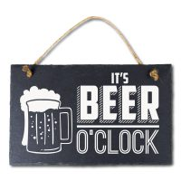Stone Slogan Beer O'clock