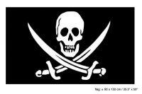 Piraten Vlag 90x150cm