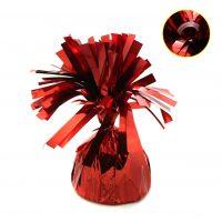 Ballon gewicht Bonbon Rood 170gr