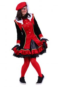 Jurkje Zwarte Piet Graciosa