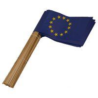 Vlaggetje Papier Europese Unie