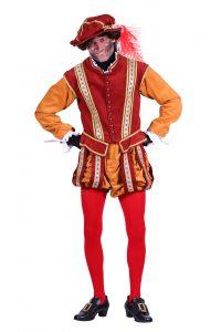 Kostuum Zwarte Piet Amsterdam