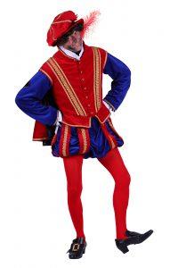 Kostuum Zwarte Piet San Sebastian