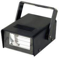 Mini Strobe Licht (regelbaar)