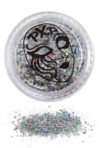 PXP Glitter Grof Zilver 5gram