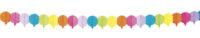 Papieren slinger Ballon 4meter