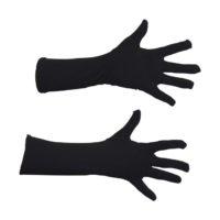 Handschoenen Zwart 40cm