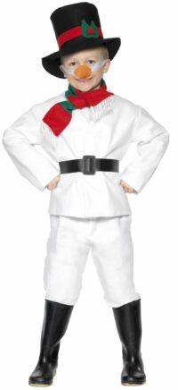 Kostuum Sneeuwpop Kind