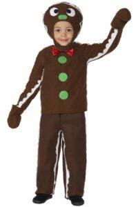 Kostuum Peperkoekje/Gingerbread Kind