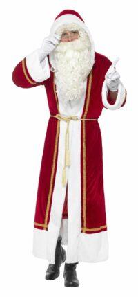 Mantel Kerstman Luxe Heren