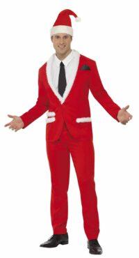 Kostuum Kerstman Suit Heren