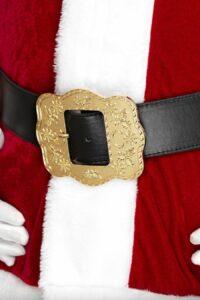 Riem Kerstman met Gouden Gesp