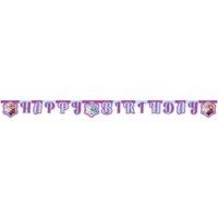 Kinderfeest Frozen Letterslinger 2,1m