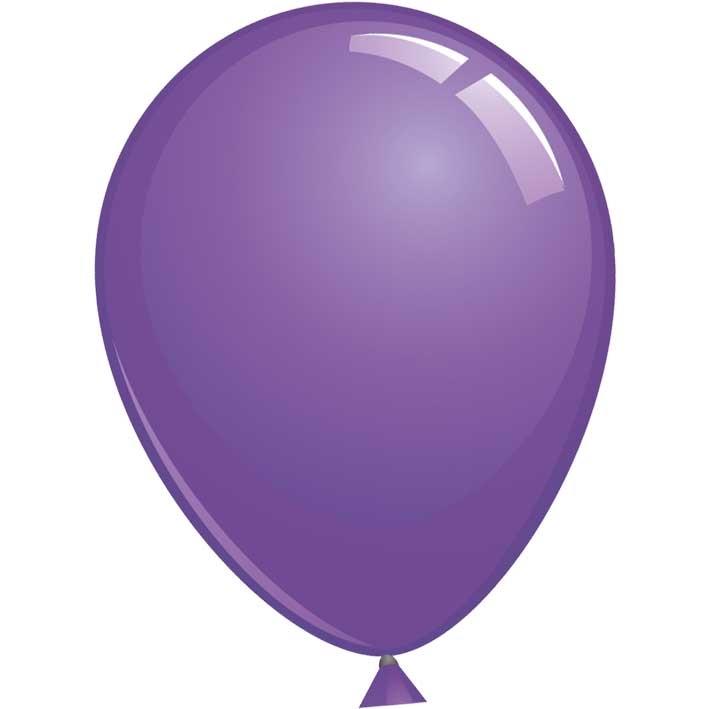 Reuze Ballon 90cm Pastel Paars
