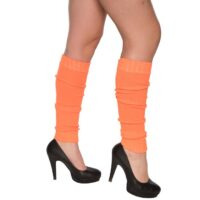 Beenwarmers Oranje One Size