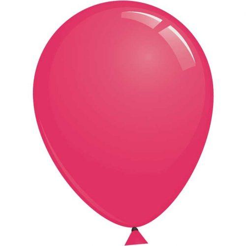Reuze Ballon 90cm Pastel Fuchsia