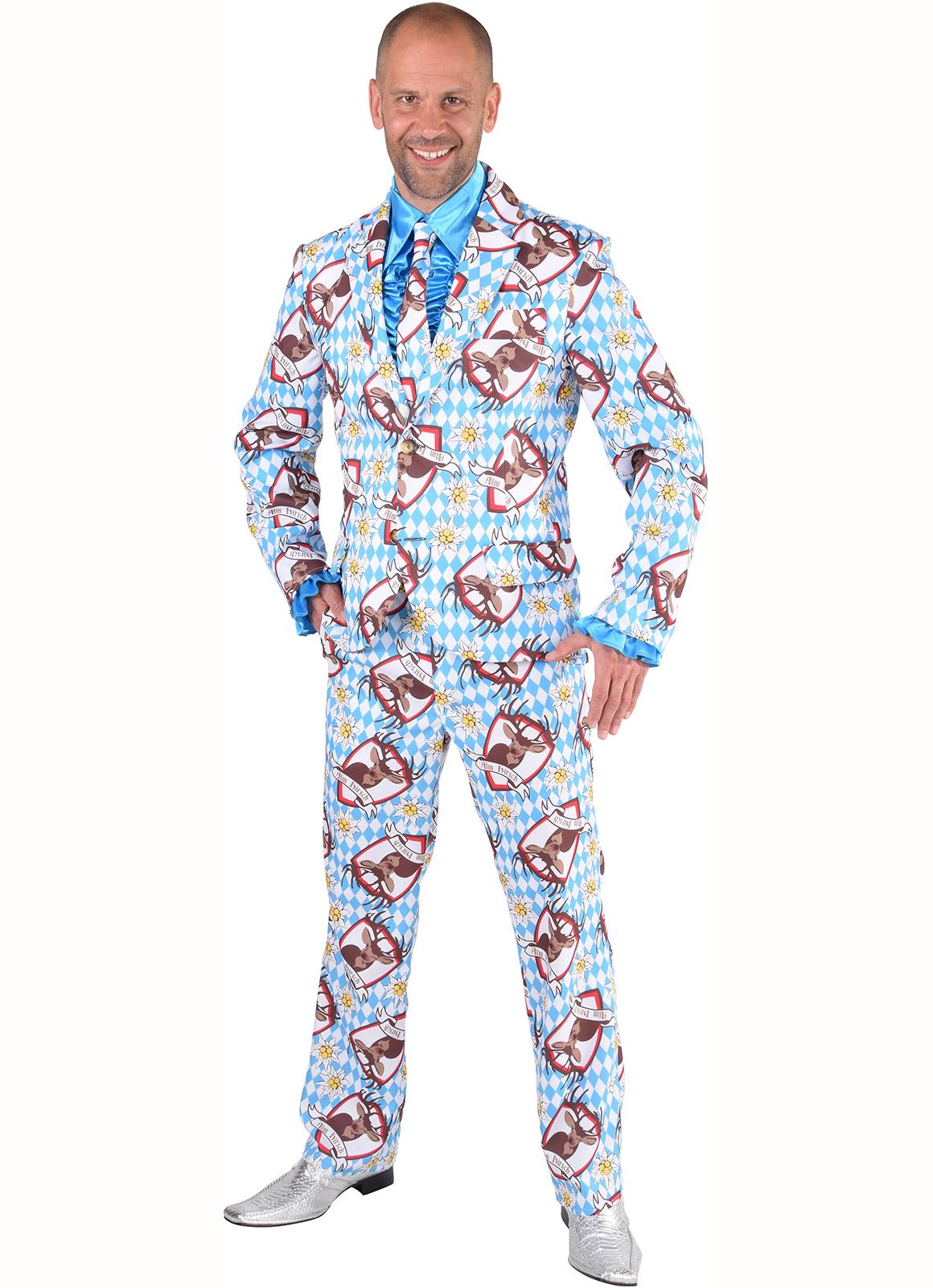 Kostuum Magic Suit Oktoberfest Heren
