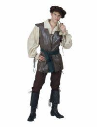 Kostuum Middeleeuwse Knecht Heren