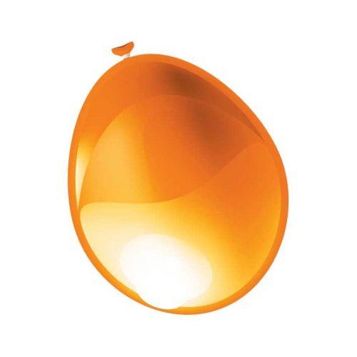 Reuze Ballon 60cm Pearl Oranje