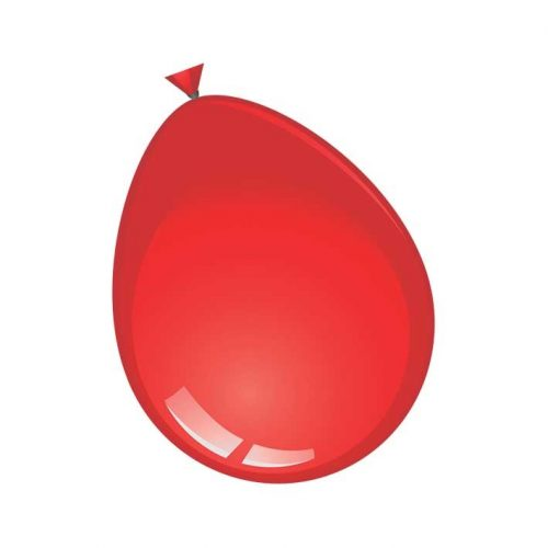Reuze Ballon 60cm Pastel Rood