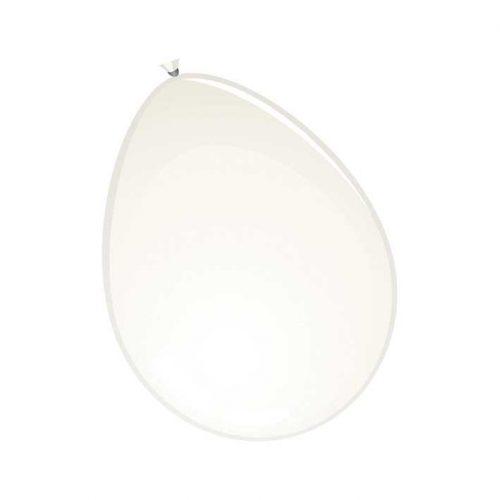 Reuze Ballon 60cm Pastel Wit