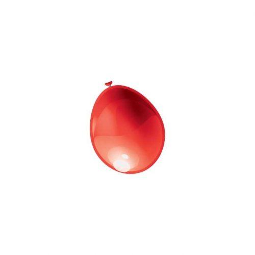 """100st Pearl Ballonnen 5"""" Rood-031"""
