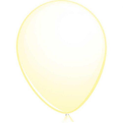 Reuze Ballon 90cm Pastel Transparant