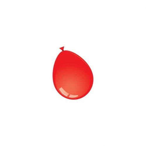 """100st Pastel Ballonnen 5"""" Rood-058"""
