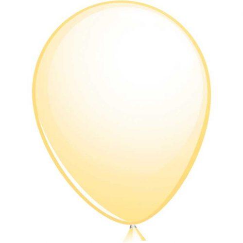 Reuze Ballon 90cm Pastel Ivoor