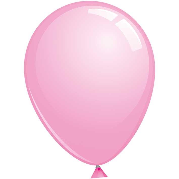 Reuze Ballon 90cm Pastel Rose