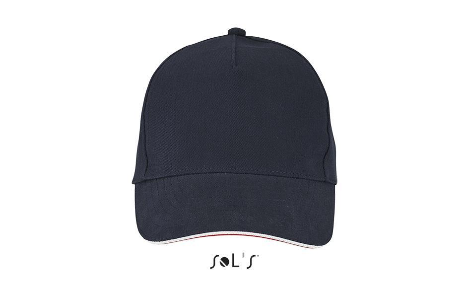 Cap Longchamp Donker Blauw Verstelbaar