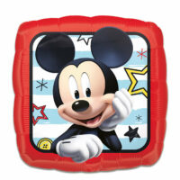 Folieballon Mickey Mouse Roadster 43cm