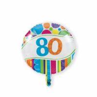 Folieballon 80 Bright & Bold 46cm