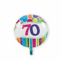 Folieballon 70 Bright & Bold 46cm