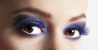 Wimpers Basis Cobalt Blauw