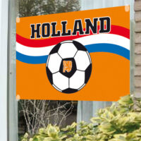 Gevelvlag Holland Voetbal 100x150cm