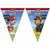 Kinderfeest Paw Patrol Vlaggenlijn 3m