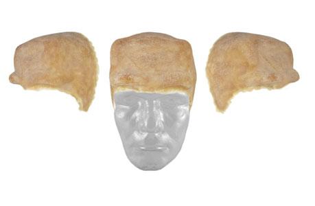 Grimas Latex Frankenstein Voorhoofd-402