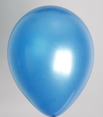 """100st Pearl Ballonnen 14"""" Cobalt-022"""