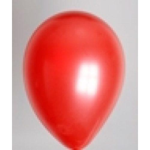 """100st Pearl Ballonnen 14"""" Rood-031"""