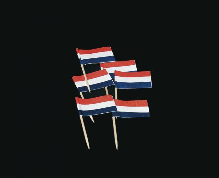 48st Prikkertjes Vlag Nederland