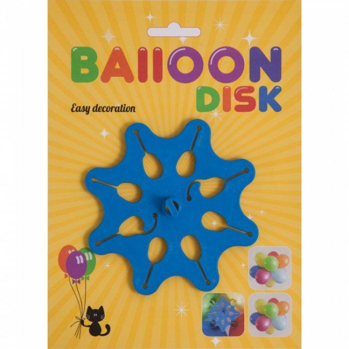 Ballon Disk voor Tros a 10st Ballonnen