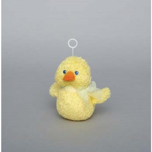 Ballon gewicht Eend Geel Pluche