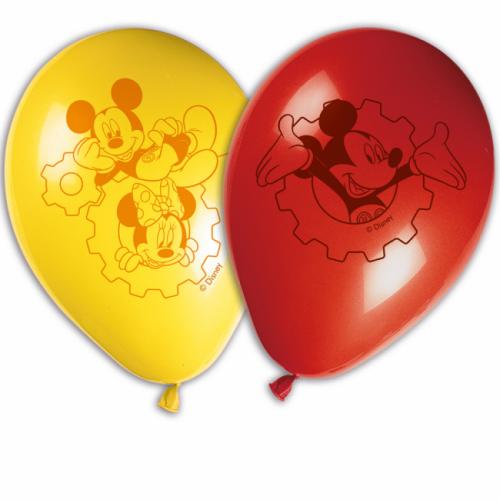 6st Ballonnen Mickey Mouse 11''
