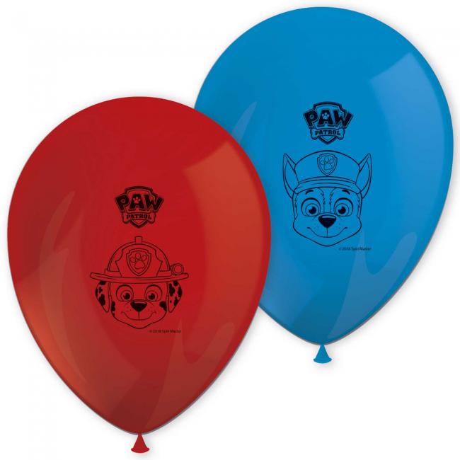 6st Ballonnen Paw Patrol 11''