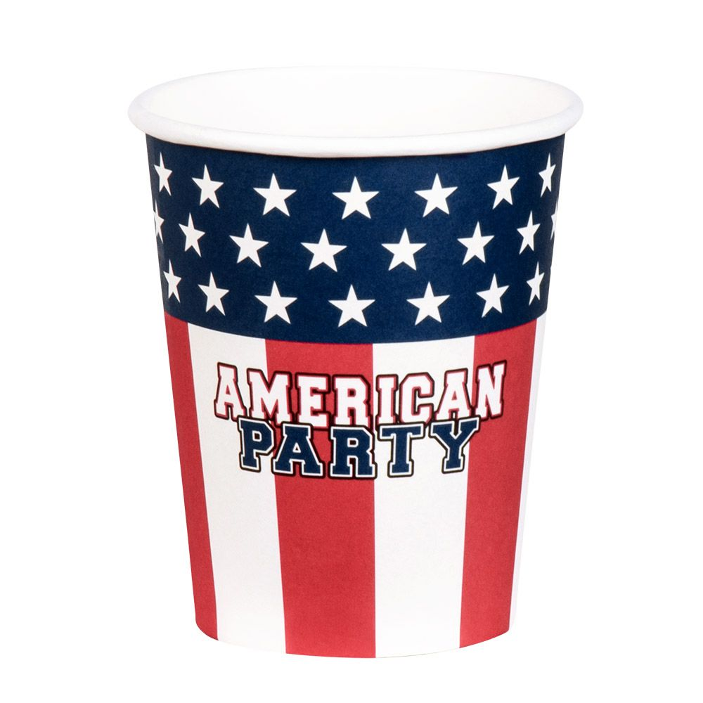 6st Bekers American Party 250ml