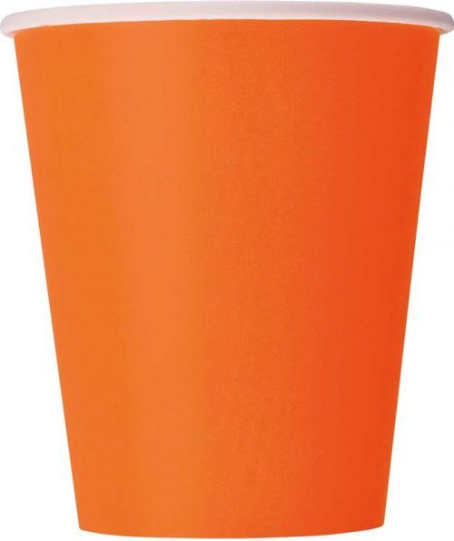14st Bekers Uni Oranje 270ml