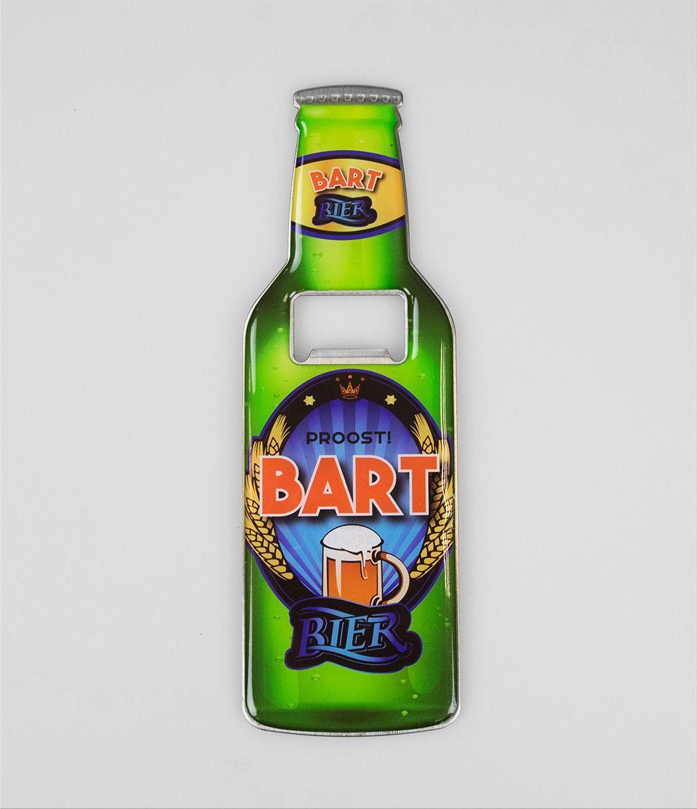 Bieropener Magneet Bart