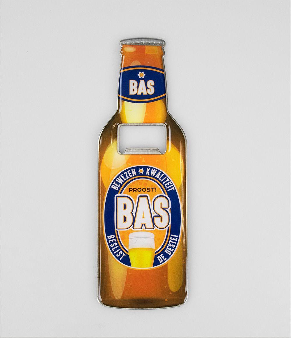 Bieropener Magneet Bas