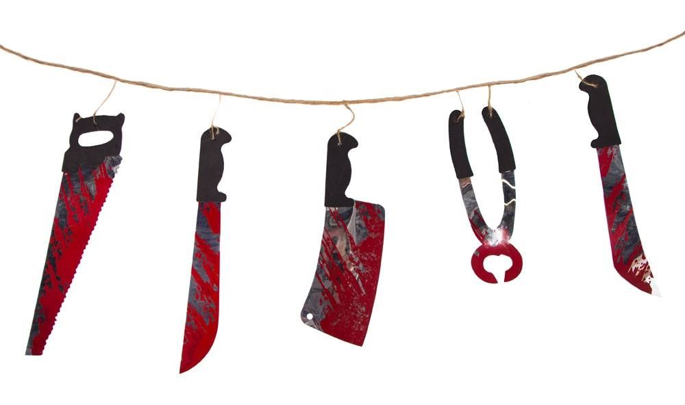 Bloederig Gereedschap Slinger 180cm